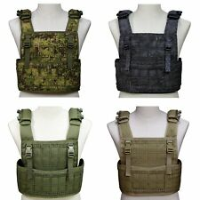 Tactical Military CPC MOLLE Modular Vest TMC Carrier Airsoft Hunting Adjustable