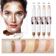 Contour Concealer Highlighter Dual Ends Stick Face Eye Makeup Corrector Pen Kit
