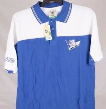 Official NRL Canterbury Bulldogs Mens Polo - Size: L