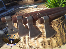 H & B Forge Competition Throwing Tomahawks Axe Shawnee Hand Forged Carbon Steel