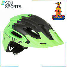 Raleigh Magni Green Mountain Bike Helmet