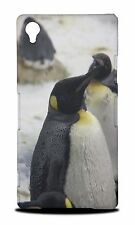 FUN CLASSIC ZOO ANIMAL PENGUIN #4 HARD CASE COVER FOR SONY XPERIA Z1 L39H
