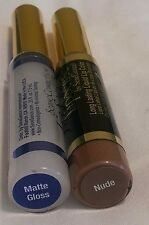 LipSense by Senegence NUDE with MATTE GLOSS Hot Duo Sealed NEW