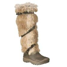 Timberland 3457R Earthkeepers Mount Holly Knee-High Leather Faux-Fur Womens Boot