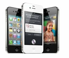REF. in Sealed Box Apple iPhone 4/4s 8/16/32/64GB Unlocked Smartphone AT&T T-MOB