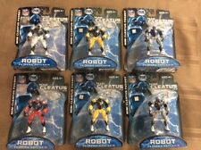 """NEW 3"""" Team Cleatus FOX Robot NFL Football Key Chains  MANY TEAMS AVAILABLE"""