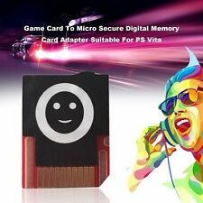 Game Card To Micro Secure Digital Memory Card Adapter Suitable For PS Vita ZM