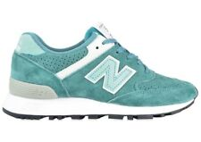 NEW BALANCE WOMEN SHOES W576 GREEN SNEAKERS TRAINERS MADE IN ENGLAND W576PMM