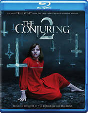 The Conjuring 2 (Blu-ray Disc, 2016)