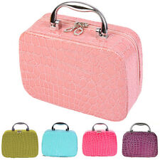 Portable Makeup Organizer Bag Cosmetic Travel Makeup Case Storage Pouch Cosmetic