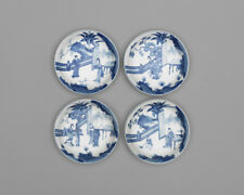Art Oil Painting China Blue and white porcelain ceramics Print On Canvas NoFrame