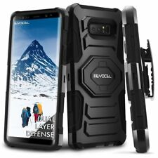Samsung Galaxy Note 8 Armor Case Dual Layer Protective Rugged Cover Kickstand