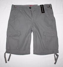 Guess Men Glen Solid Cargo shorts Size 32 , 34 new with tags