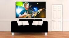 Ed Sheeran CANVAS PRINT Wall Home Decor Giclee Art Poster Music CA750