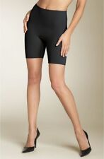 NWT Spanx 2508 Hide and Sleek Mid Thigh Smoother Black V, SIZES