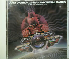 LARRY GRAHAM AND CENTRAL STATION My Radio WPCP-4881 CD JAPAN 1992 OBI