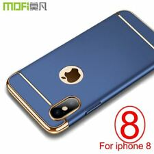 Mofi for iphone 8 case cover hard back for iphone8 i8 cases conque fundas black