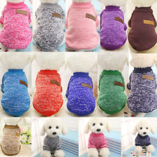 Pet Dog Cat Coat Jacket Winter Clothes Puppy Cat Sweater Clothing Coat Apparel!!