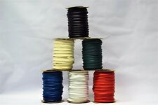 Welt Cord Vinyl Piping Marine Outdoor UV Edge Trim Fabric 18 Colors Available