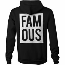 BRAND NEW Famous Stars & Straps BOXED IN Hoodie BLACK LARGE LIMITED RELEASE RARE