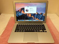 "Apple MacBook Air 6,2 13"" Intel Core i5 @ 1.4GHz 256GB SSD 4GB RAM (Early-2014)"