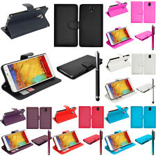 Protective Cover for Samsung Galaxy Note 3 N9000/N9002 Phone Briefcase Flip Case