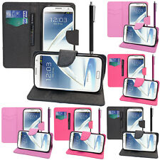 Cases for Samsung Galaxy Note 2 N7100 Phone Briefcase Plastic TPU