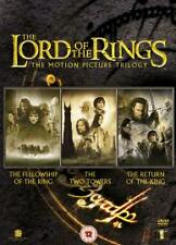 The Lord Of The Rings Trilogy -  6-Disc Box Set - (DVD, 2005)