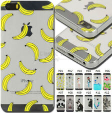 For Apple iPhone 5/SE/5S Rubber Soft Skin Protective Case TPU Silicone Gel Cover