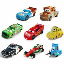 Disney Pixar Cars 2 Storm Cars 3 Lightning McQueen Mater Vehicle 1:55 Diecast Me