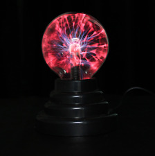 New USB Globe Desktop Plasma Ball Sphere Xmas Lamp Lightning Light Magic Crystal