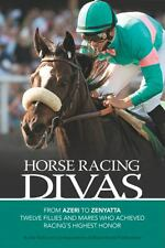 HORSE RACING DIVAS Thoroughbred Book ZENYATTA * RACHEL ALEXANDRA * LADY'S SECRET