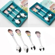 Family Auspicious Sambo Spoon Spoons Dinner Spoon Dessert Soup Cream Cutlery