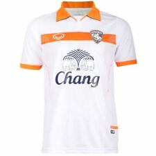 Authentic Suphanburi FC Thailand Football Soccer League Jersey Shirt White