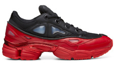 Raf Simons x adidas MEN'S LOW TOP OZWEEGO SNEAKER Black/Red- US 9,9.5,10 Or 10.5
