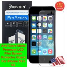 Anti-Glare Matte Premium LCD Film Screen Protector Guard For iPhone 5S 5 SE
