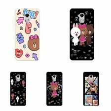 Case For ZTE Blade V8 A1 V7 Lite Soft TPU Silicone Phone Back Cover Cute Bears
