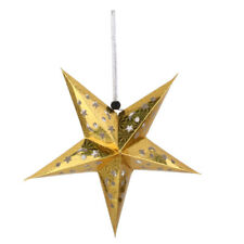 Christmas Decoration Hanging Star String Party Decoration Xmas Tree Ornament