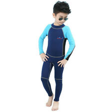 Children Kids Long Sleeve 2mm Surfing Swim Diving Wetsuit Jumpsuit Equipment