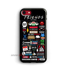 Friends TV Show iphone 8 plus Cases Samsung Cases Friends TV Show iphone X Cases