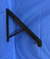 2 STEP Handrail Wrought Iron *Strong and Sturdy Steel*  Metal Railing hand rail