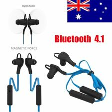 Wireless Bluetooth Headset SPORT Stereo Headphone Earphone for iPhone Samsung VH