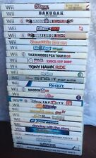 Wii GAMES PICK YOUR OWN