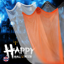 Hanging Halloween Decorations Props Creepy Ghost Curtain Scene Party Accessories