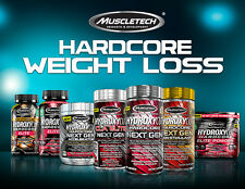 MUSCLETECH HYDROXYCUT - Pro Clinical Max / 100 / 120 capsules / 21 sachets Elite