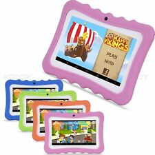 Tablet PC 7'' HD Android 4.4 A33 Quad Core 8GB Dual Camera Wifi For Kids Gift