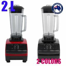 Commercial Blender 5 Star Chef Food Processor Blender Mixer Juicer Smoothies SYD