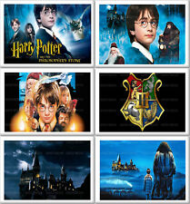 Harry Potter and the Philosophers Stone Fridge Magnet 50mm x 35mm