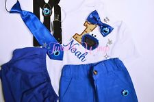 Cookie monster Birthday cookie monster Baby boy Birthday outfit Personalise