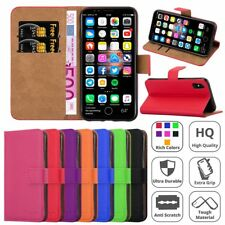 iPhone Case Cover Luxury Magnetic Wallet Leather Case Flip Cover Stand For Apple